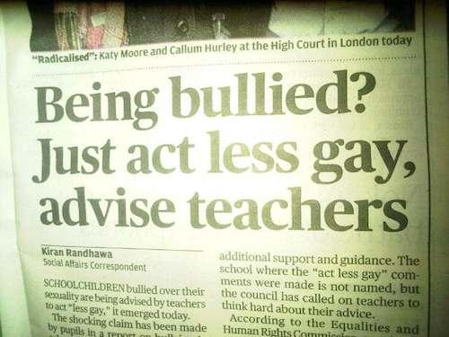 UK-bullied